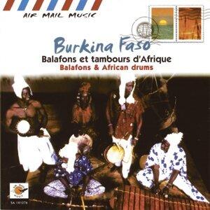 Burkina Faso - balafons et tambours d'Afrique