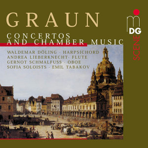 Graun: Concertos and Chamber Music