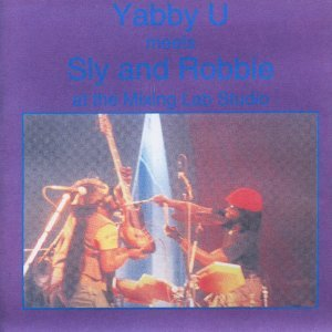 Yabby u meets sly and robbie at the mixing lab studio