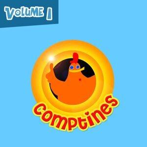 Comptines Volume 1