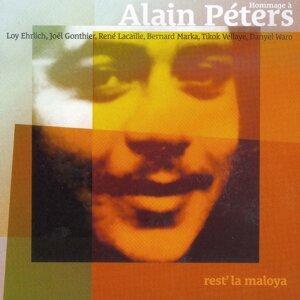 Hommage à Alain Péters - Rest'la maloya