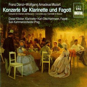 Mozart & Danzi: Konzerte für Klarinette und Fagott