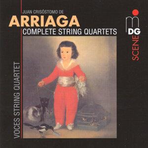 Arriaga: Complete String Quartets