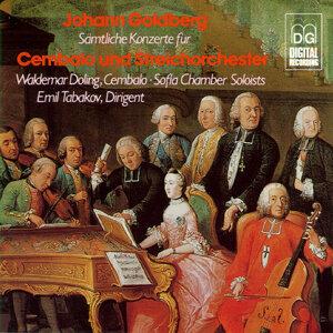 Goldberg: Complete Concertos für Harpsichord and Orchestra