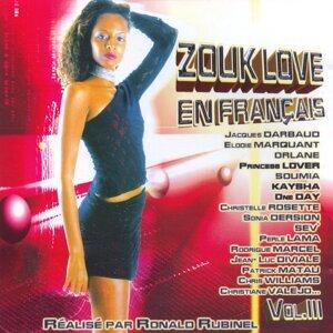 Zouk Love en français, vol. 3 - Réalisé par Ronald Rubinel