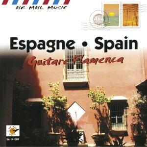 Espagne - Spain, guitare flamenca