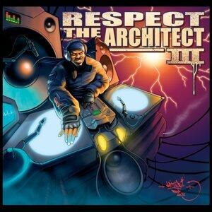 Breakbeat Respect the architect Vol 3