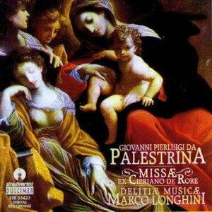 Giovanni Pierluigi da Palestrina : Miss Ex Cipriano De Rore