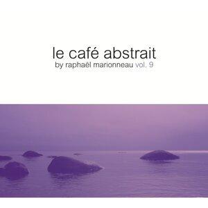 Le café abstrait by Raphaël Marionneau