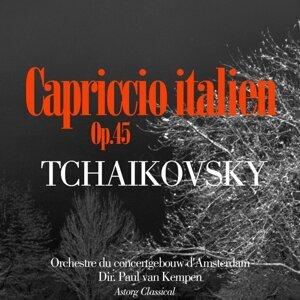 Tchaikoksky : Capriccio italien, Op. 45