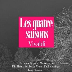 Vivaldi : Les quatre saisons, Op.8