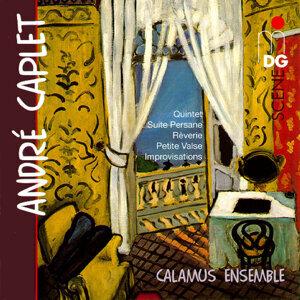 Caplet: Wind Chamber Music