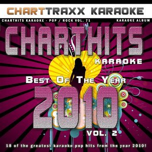 Charthits Karaoke : The Very Best of the Year 2010, Vol. 2