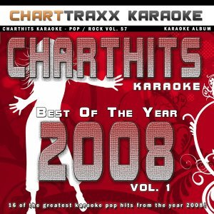 Charthits Karaoke : The Very Best of the Year 2008, Vol. 1