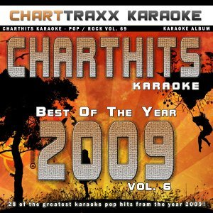 Charthits Karaoke : The Very Best of the Year 2009, Vol. 6