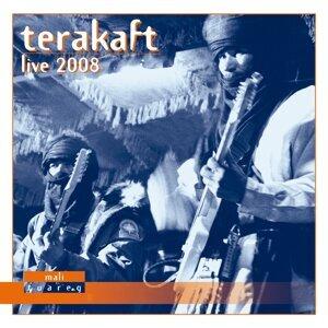 Terakaft Live 2008 - EP