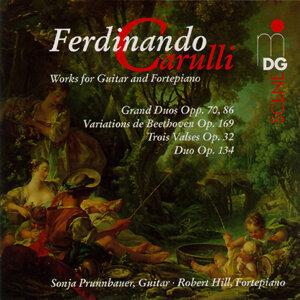 Carulli: Music for Guitar and Fortepiano