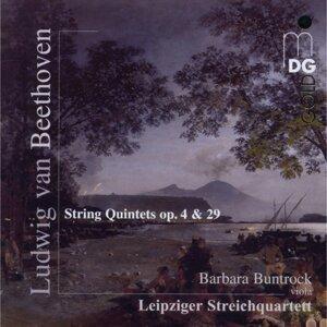 Beethoven: String Quintets, Op. 4 & 29