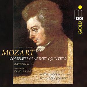 Mozart: Complete Clarinet Quintets