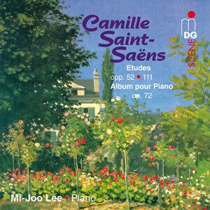 Saint-Saëns: Etudes Op. 52 & 111 & Album pour piano, Op. 72