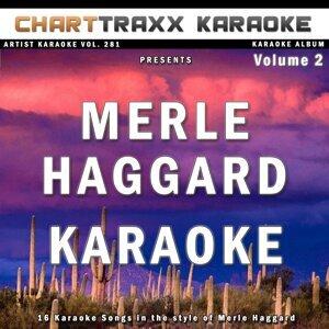 Artist Karaoke, Vol. 281 : Sing the Songs of Merle Haggard, Vol. 2