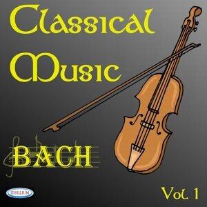Classical music bach vol. 1
