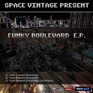 Funky Boulevard - EP
