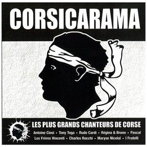 Corsicarama - Les plus grands chanteurs de Corse