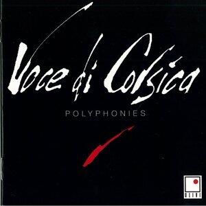 Voce di corsica - Polyphonies
