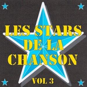 Les stars de la chanson vol.3