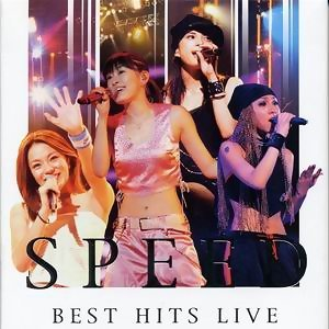 2003 Save the Children演唱會精選 (BEST HITS LIVE~Save the Children SPEED LIVE 2003~)