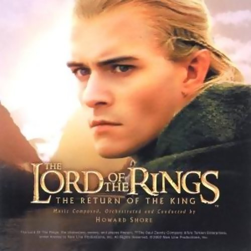The Lord Of The Rings-The Return Of The King (魔戒三部曲-王者再臨電影原聲帶)