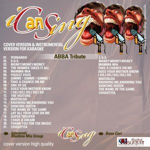 I Can Sing : Abba Tribute
