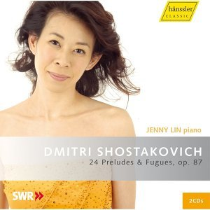 蕭斯塔可維奇-24首前奏曲與賦格