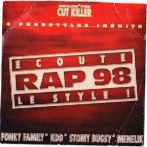 Écoute le style rap 98