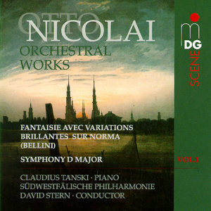 Nicolai: Orchestral Works, Vol. 1
