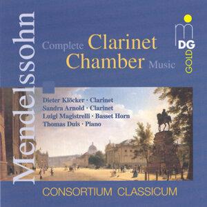 Mendelssohn: Complete Clarinet Chamber Music