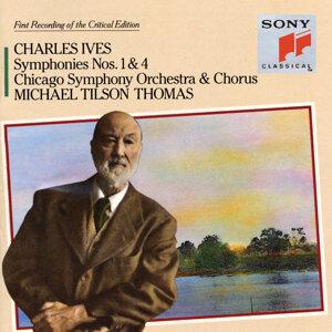 Ives: Symphonies Nos. 1 & 4