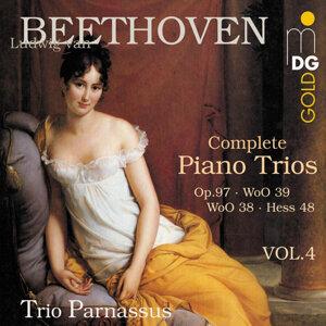 Beethoven: Complete Piano Trios, Vol. 4