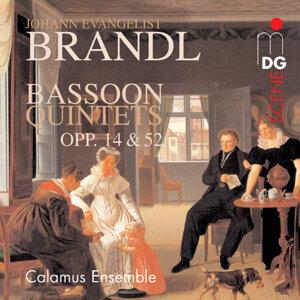 Brandl: Bassoon Quintets, Op. 14 & 52