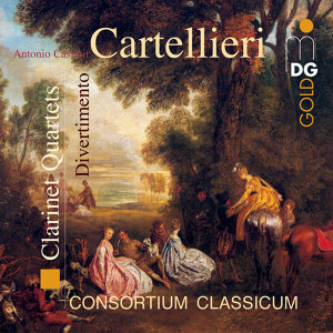 Cartellieri: Clarinet Quartets, Divertimento
