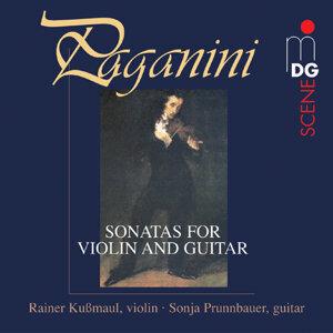 Paganini: Sonatas for Violin and Guitar