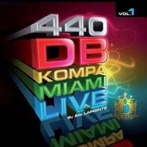 440 db kompa miami live