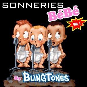 Sonneries bébé By Blingtones, vol.1