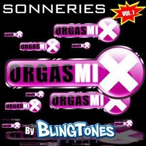 Sonneries orgasmix By Blingtones, vol.1