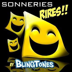 Sonneries rires By Blingtones, vol.1