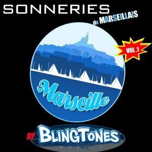 Sonneries du Marseillais By Blingtones, vol.1