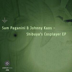 Shibuya's Cosplayer