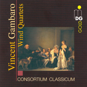 Gambaro: Wind Quartets
