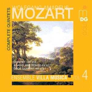 Mozart: Complete Quintets, Vol. 4
